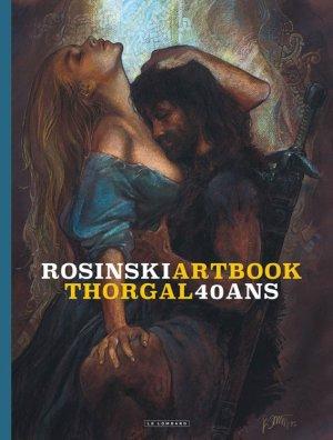 Art book Thorgal édition Hors série