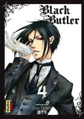 Black Butler T.4