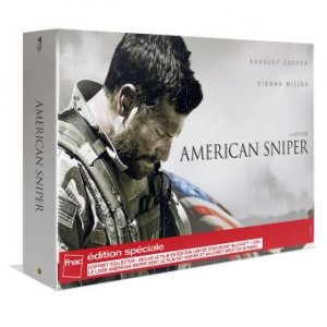 American Sniper édition Collector Fnac