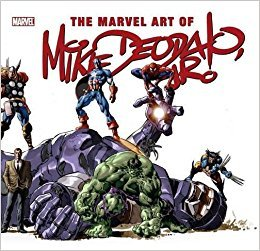 The Marvel Art of Mike Deodato édition TPB hardcover (cartonnée)