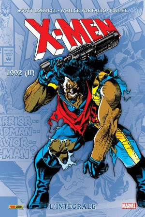 Uncanny X-Men # 1992.2 TPB Hardcover - L'Intégrale