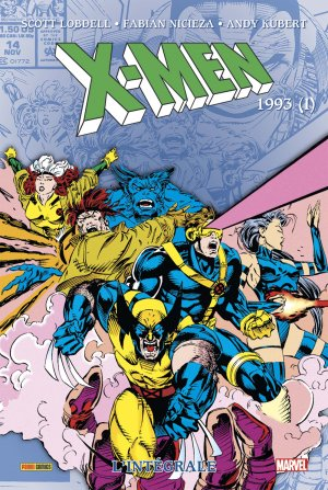 Uncanny X-Men # 1993.1 TPB Hardcover - L'Intégrale