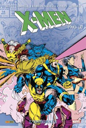 X-Men # 1993.1 TPB Hardcover - L'Intégrale