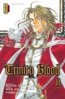 couverture, jaquette Trinity Blood 11  (kana) Manga