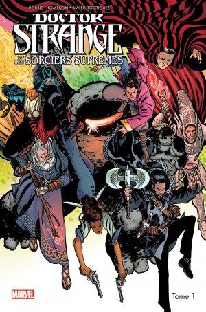 Doctor Strange et Les Sorciers Suprêmes T.1