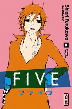 couverture, jaquette Five 8  (kana) Manga