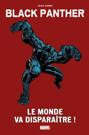 Black Panther - Le Monde Va Disparaître ! édition TPB Hardcover - Marvel Vintage (2018)
