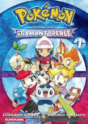 Pokémon édition Diamant, Perle et Platine