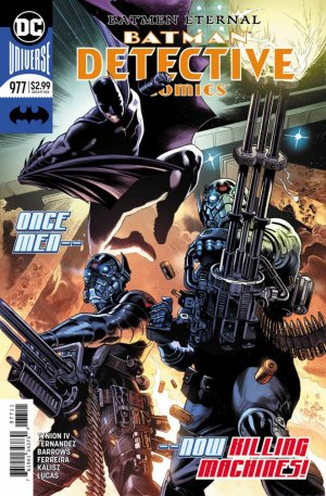 Batman - Detective Comics # 977