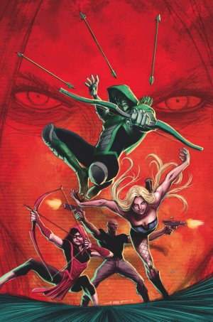 Green Arrow # 38 Issues V6 (2016 - Ongoing)