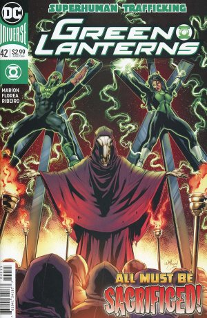 Green Lanterns # 42 Issues V1 (2016 - Ongoing)