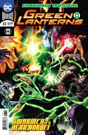 Green Lanterns # 43 Issues V1 (2016 - Ongoing)