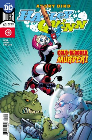 Harley Quinn # 40 Issues V3 (2016 - Ongoing) - Rebirth