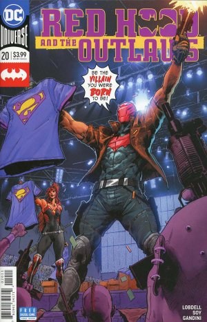Red Hood and The Outlaws # 20 Issues V2 (2016 - Ongoing) - Rebirth