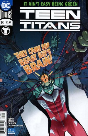 Teen Titans # 18 Issues V6 (2016 - Ongoing)