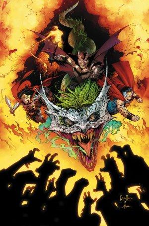 Dark Nights - Metal édition TPB hardcover (cartonnée)