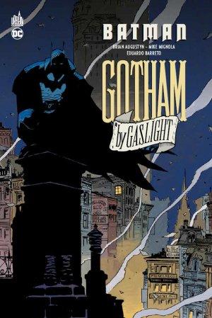 Batman - Gotham au XIXème siècle édition TPB hardcover (cartonnée) et DVD