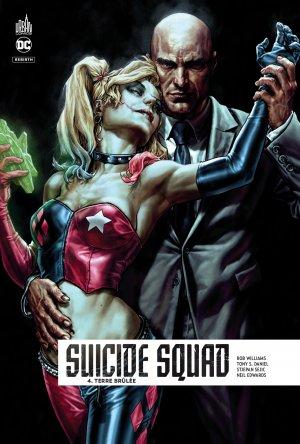 Suicide Squad # 4 TPB Hardcover (cartonnée)