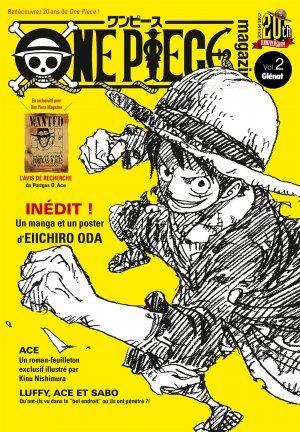 One piece magazine 2 Simple