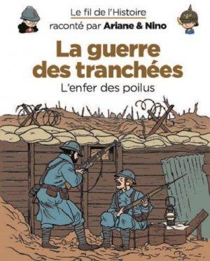 Le fil de l'histoire raconté par Ariane et Nino T.4