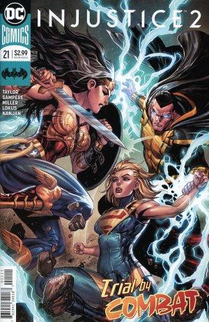 Injustice 2 # 21 Issues V1 (2017 - en cours)