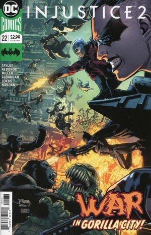 Injustice 2 # 22 Issues V1 (2017 - en cours)