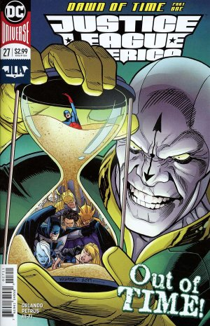 Justice League Of America # 27 Issues V6 (2017 - 2018)
