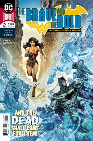 The Brave and the Bold - Batman and Wonder Woman # 2 Issues