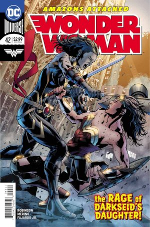 Wonder Woman # 42 Issues V5 - Rebirth (2016 - en cours)