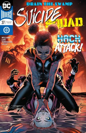 Suicide Squad # 37 Issues V5 (2016 - 2019) - Rebirth