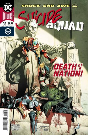 Suicide Squad # 38 Issues V5 (2016 - 2019) - Rebirth