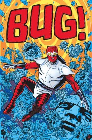 Bug ! - The Adventures of Forager édition TPB softcover (souple)