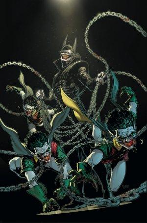 Dark Nights - Metal - The Nightmare Batmen édition TPB hardcover (cartonnée)