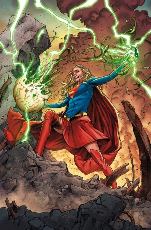 Supergirl 3 TPB softcover (souple) - Issues V7