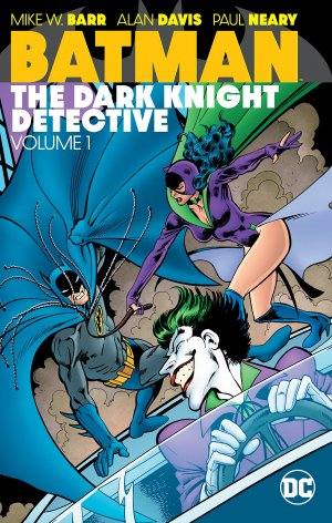 Batman - The Dark Knight Detective édition TPB softcover (souple)