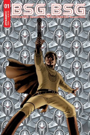 Battlestar Galactica Vs Battlestar Galactica édition Issues (2018)