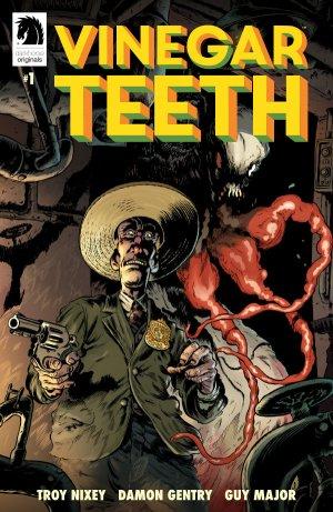 Vinegar Teeth édition Issues (2018)