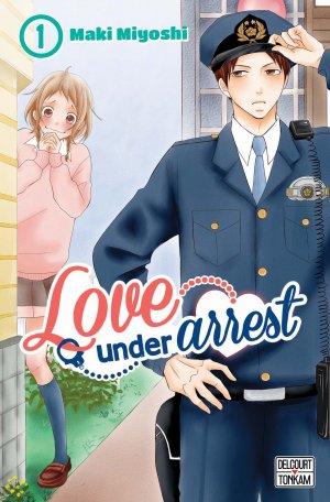 Love under Arrest édition Simple