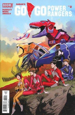 Saban's Go Go Power Rangers # 2