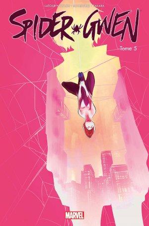 Spider-Gwen # 5 TPB Hardcover - 100% Marvel (2016 - 2018)