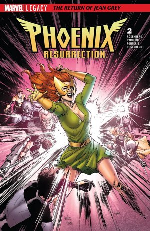 X-Men - La Résurrection du Phénix # 2 Issues (2017 - 2018)