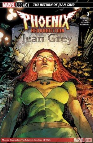 X-Men - La Résurrection du Phénix # 3 Issues (2017 - 2018)