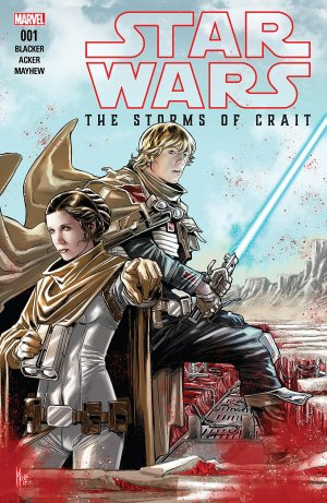 Star Wars - The Last Jedi - The Storms Of Crait # 1 Issue (2017)
