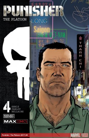 Punisher - La Section # 4 Issues (2017 - 2018)