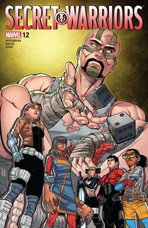 Secret Warriors # 12 Issues V2 (2017 - 2018)