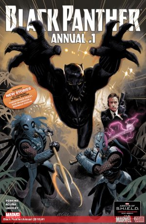 Black Panther édition Issues V6 - Annual (2018)