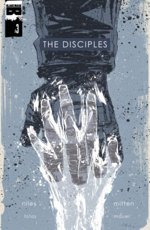 The Disciples # 3 Issues (2015)