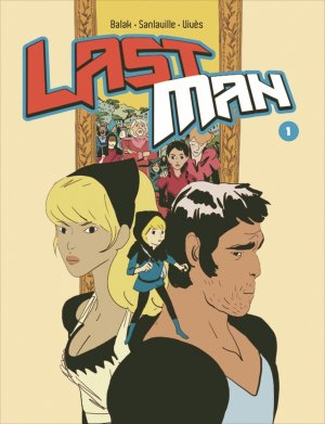 couverture, jaquette Last man 1