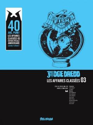 Judge Dredd - Les Affaires Classées # 3