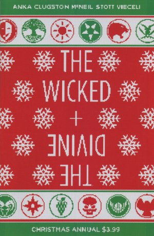 The Wicked + The Divine édition Issues - Annual (2017 - Ongoing)